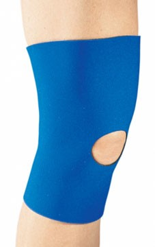 Manga para la rodilla