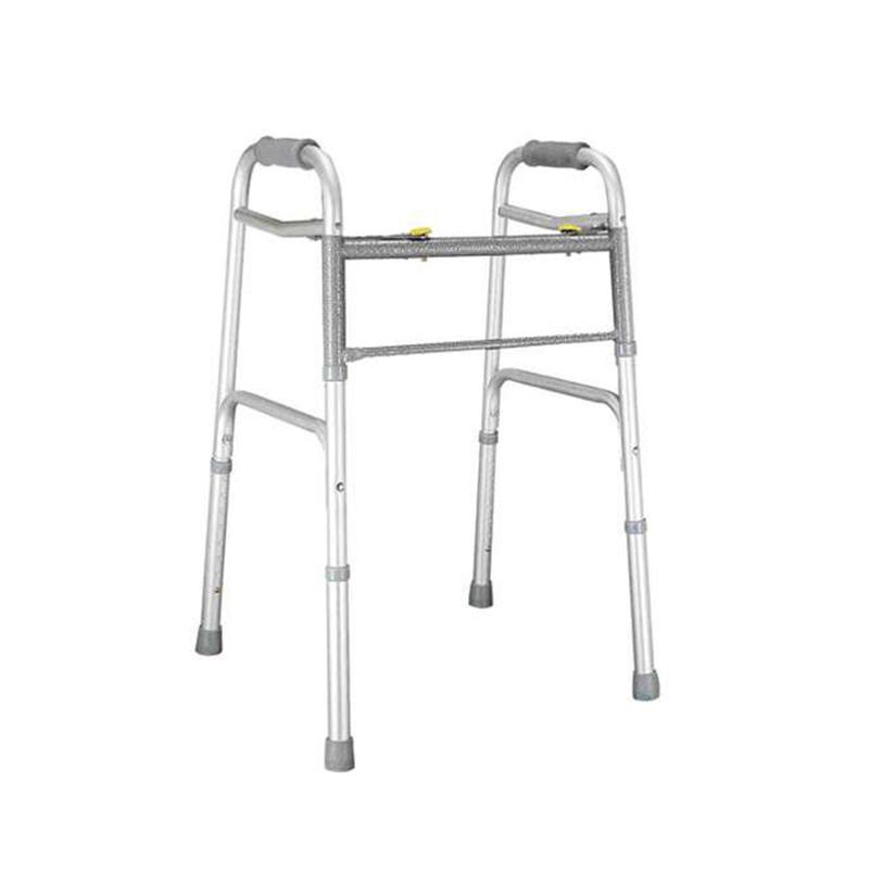 Andadera de Aluminio para Apoyo al Caminar